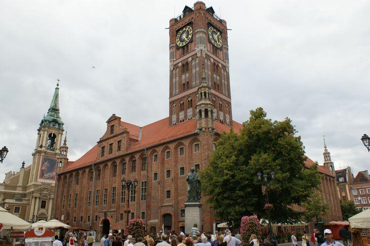 Torun city hall
