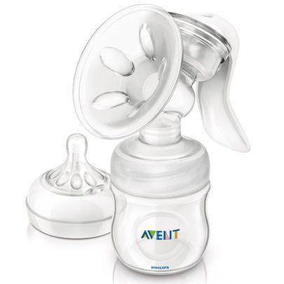 Tire-lait Natural manuel Philips AVENT