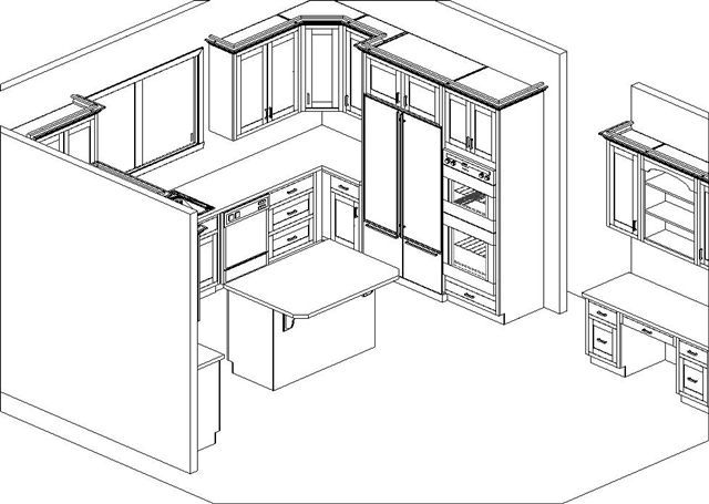 How To Design Kitchen Cabinet Online
