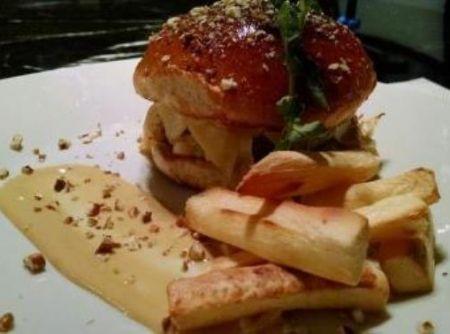 Receita de Hambúrguer de Carne com Nozes - Cyber Cook Receitas...