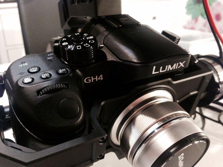 Panasonic GH4 - Luftaufnahmen in 4k und dem Hexacopter S900