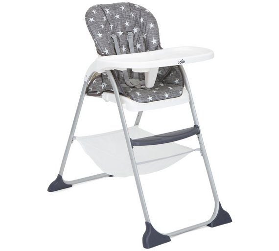 Buy Joie Mimzy Snacker Highchair - Twinkle Linen at Argos.co.uk - Your Online Shop for Highchairs, Highchairs and booster seats, Feeding, Baby and nursery.