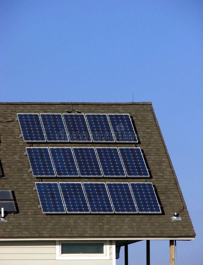 Green Energy Saving Solar Panels On Building Roof Green Energy Saving Solar Pan Ad Building Panels Solar Panels Solar Panels For Sale Solar Panel Cost