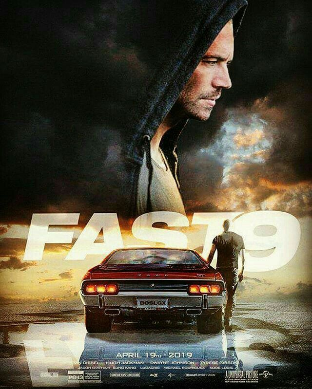 There S Gonna Be A F9 Peeps F F In 2019 Fast Furious Rip Paul