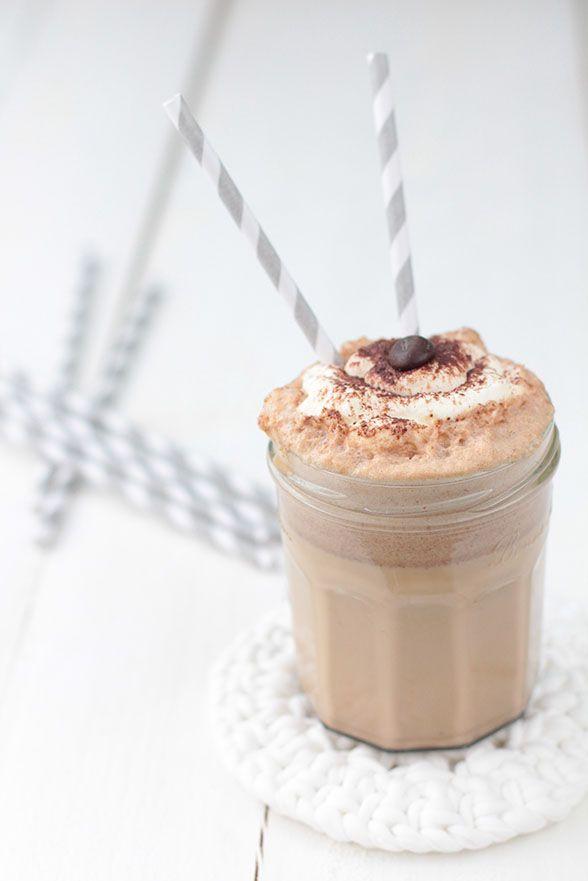 coffee chocOlate chip cookie milkshake