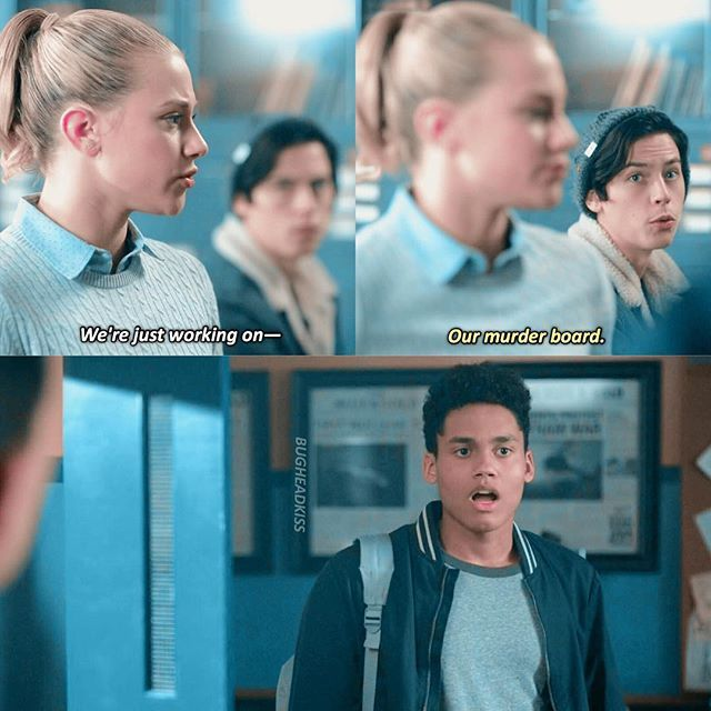 1 05 I Wanna Change My Username On Here But I Can T Think Of Any Names That Aren T Already Taken Edit I Chang Bughead Riverdale Riverdale Memes Riverdale