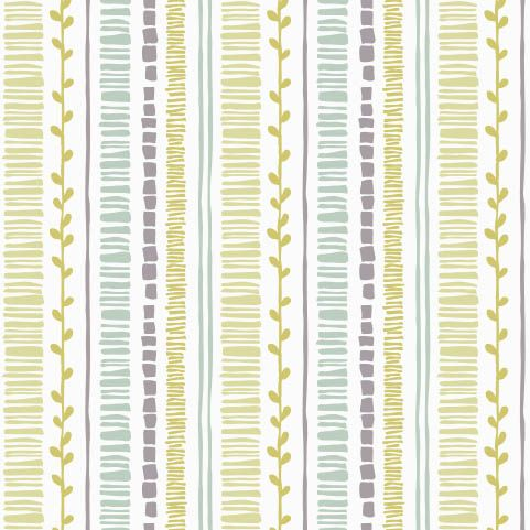 Warwick Fabrics : LOWELL (PNM), Colour CITRUS