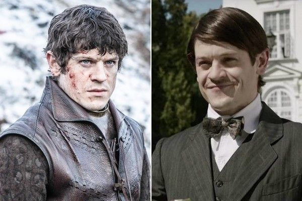 cool 'Game of Thrones' Actor Iwan Rheon Has Gone From Playing Ramsay Bolton to Adolf Hitler, Naturally