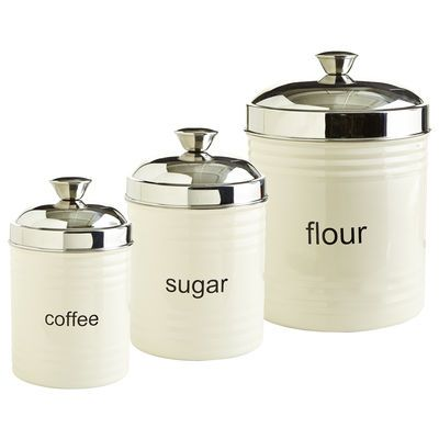 1000 images about sugar and flour canisters for kitchens