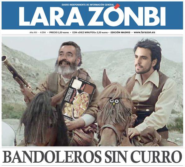 Bandoleros Sin Curro.