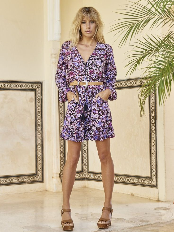 Kivari - Raj Mini Dress