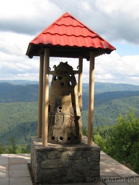 Гора Церковка в Белокурихе | фото, отзывы, чем заняться, веб камеры, легенды