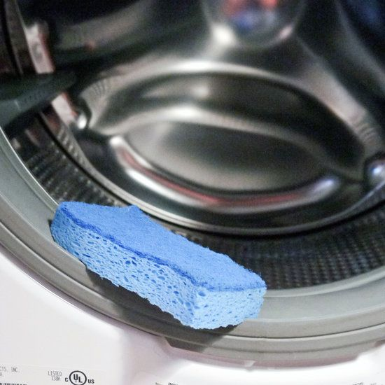 How to clean your front loading washing machine! (you know it's time to clean it.)