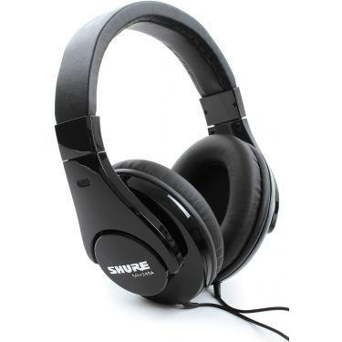 Słuchawki Hi-Fi SRH240A-E Shure | Słuchawki \ Studyjne Słuchawki \ Hi-Fi | Sprzet-Dyskotekowy.pl - największy i najtańszy sklep internetowy z oświetleniem i nagłośnieniem w Polsce