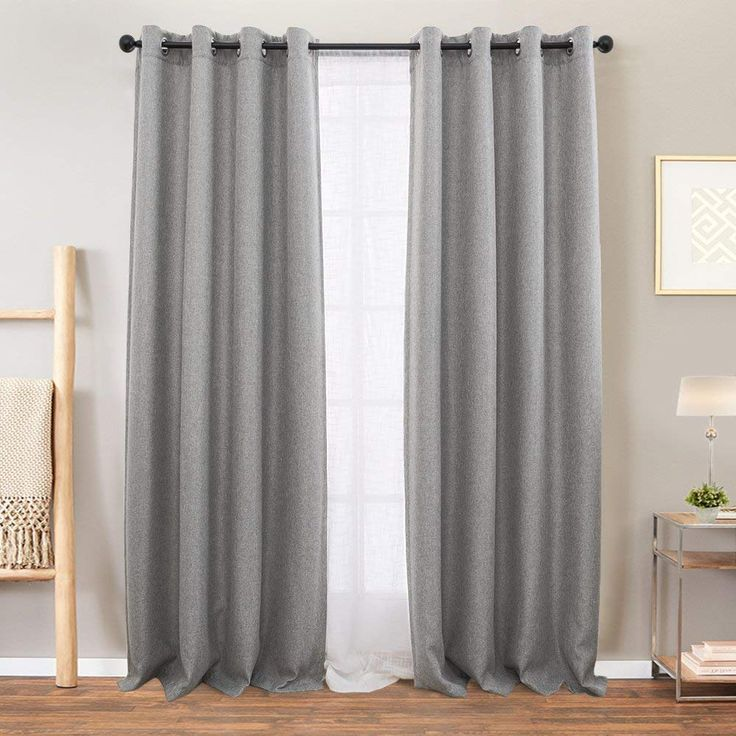 18+ Curtains for living room amazon info