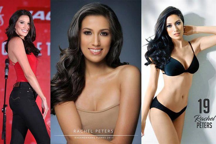 Rachel Louise Peters crowned as Binibining Pilipinas 2017