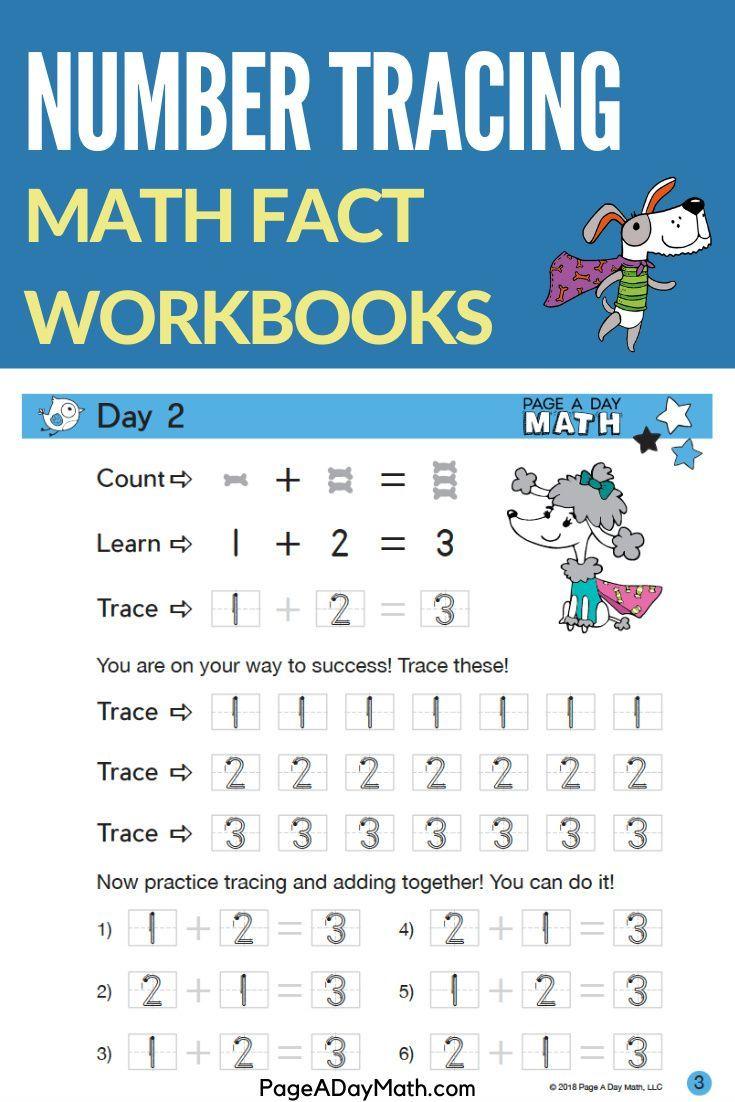 Number Tracing Workbook 1st Grade Math Worksheets Kindergarten Math Activities 3rd Grade Math Worksheets