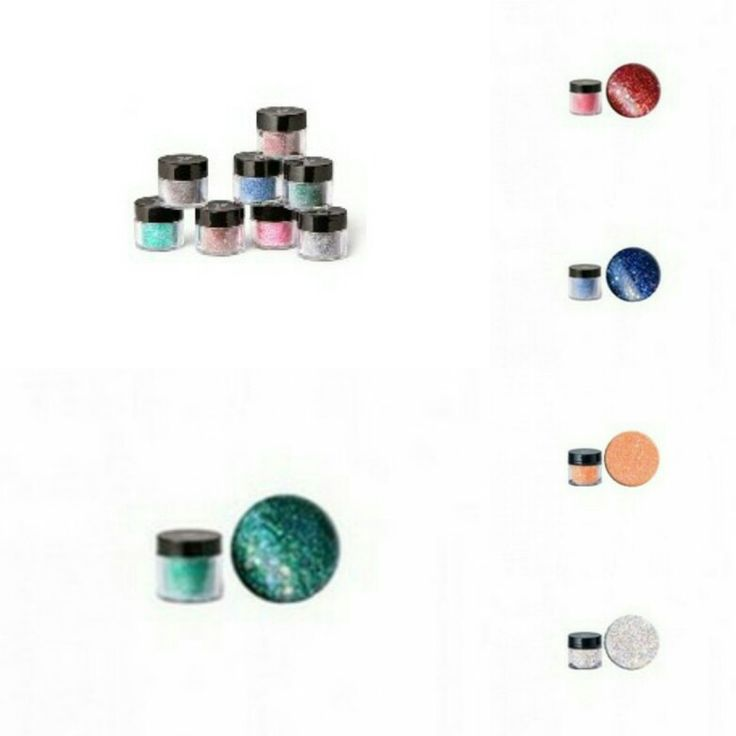YN Block party - Kit 8 stuks Alle 8 Block Party kleuren Bij happywimperextensions.nl