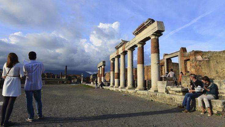 Nytt håp for 2600 år gamle Pompeii - Aftenposten