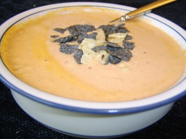 Somersizing Chicken Queso Soup from Food.com Another nice soup I am looking forward to trying from the Somersizing website. Looks great. For anyone that isn't familiar with Somersizing, you need to eat the right combination of healthy fats, protiens, carbs, etc. It's all about balance. ;) SuzanneSomers.com **I haven' tried this one yet, I am guessing on the servings.