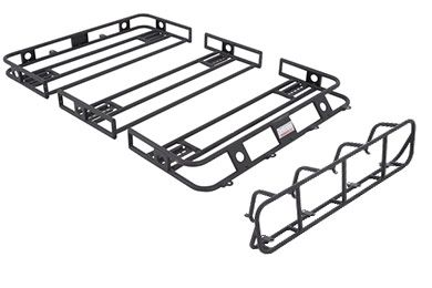 America's leading site for discount Smittybilt Defender Roof Rack 40505/DS1-8/40002 prices. Authorized dealer and 1-year lower price guarantee. Click or call 800-544-8778 today.