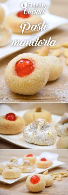 Le paste di mandorla sono dei dolcetti tipici della Sicilia caratterizzati da un intenso sapore di mandorla ed una consistenza morbidissima. Vediamo insieme come prepararle