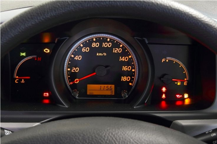 Toyota Auto2000 Hiace Interior Speedometer Type Commuter