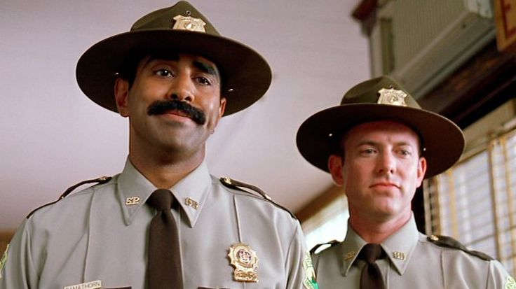 """The Broken Lizard comedy troupe has launched a crowdfunding campaign on Indiegogo to raise production funds for """"Super Troopers 2,"""" 14 years after the original """"Super Troopers"""" was released. """"Super Troopers 2″ reunites all five Troopers from the original film — Jay Chandrasekhar, Kevin Heffernan, Steve Lemme, Paul Soter and Erik Stolhanske. The quintet played... Read more »"""