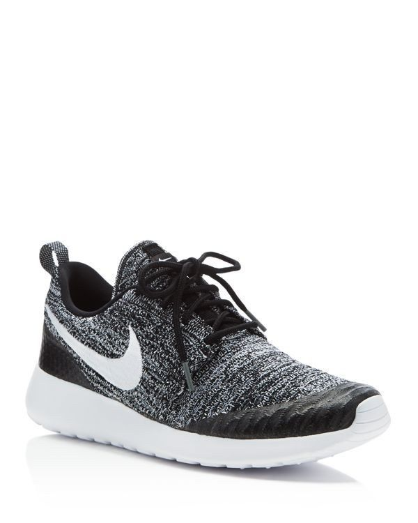 For the girl who loves workout wear but maybe not-so-much the sweating part (no judgement!), the Nike Roshe Sneakers are perfect Nike Roshe One Flyknit Sneakers, $96, bloomingdales.com
