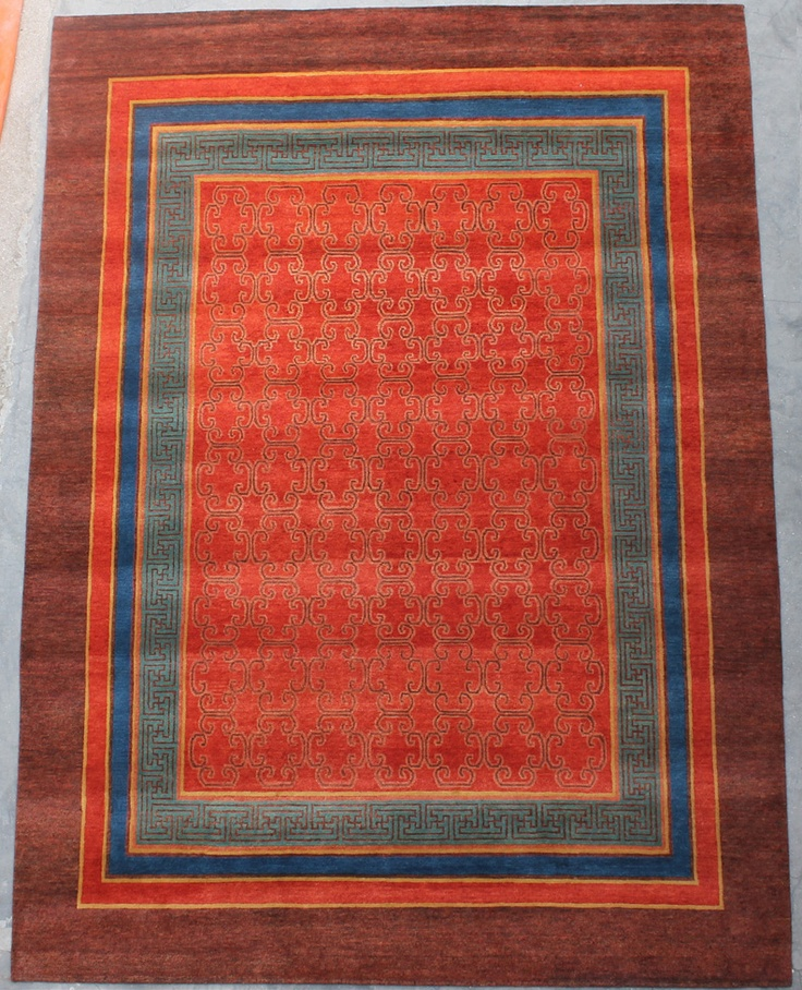 104 Best Our Natural-Dye Tibetan Rugs Images On Pinterest
