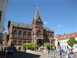 Vejle Denmark - We were married in this building.