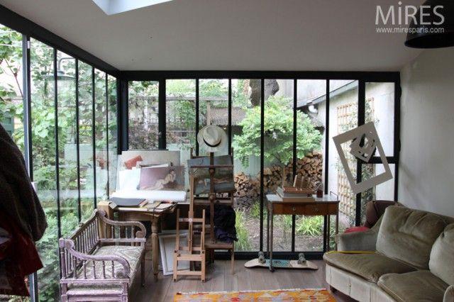 les 43 meilleures images du tableau v randa cuisine d 39 t sur pinterest extension maison. Black Bedroom Furniture Sets. Home Design Ideas
