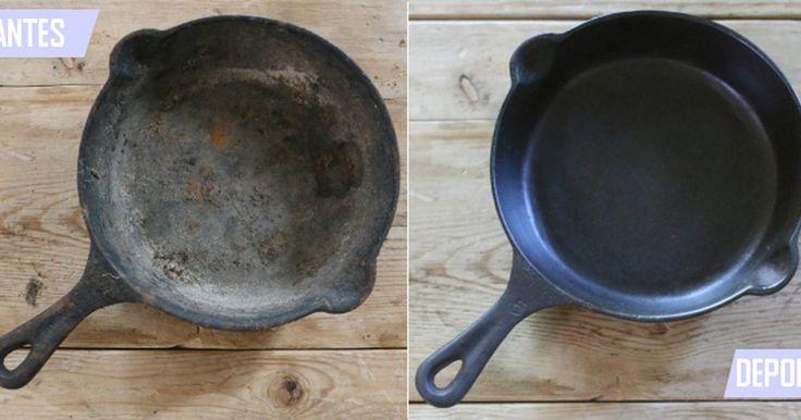 Cozinhar em panelas de ferro fundido é considerado excelente por causa da capacidade delas de distribuir o calor por igual no preparo dos alimentos sempre que usadas. Se você ...