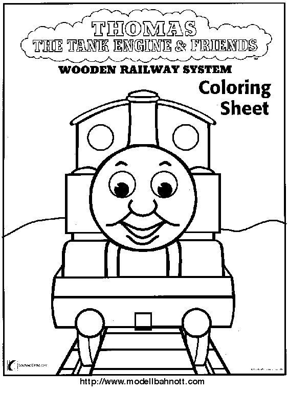 Perseverance Thomas The Train Coloring Sheet