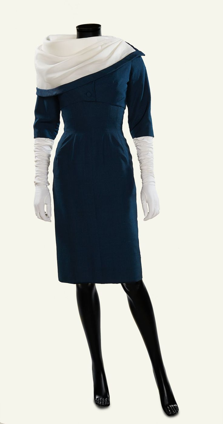 Jacques Fath, circa 1950, Cocktail dress
