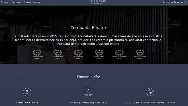 """Țeapa Binatex circulă mai intens în ultimele luni, promit niște """"investiții binare"""" care o să vă aducă mari câștiguri garantate, iar fraierii cred și își p - 09/08/2017"""