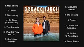 Broadchurch Season 1   Complete Soundtrack - YouTube