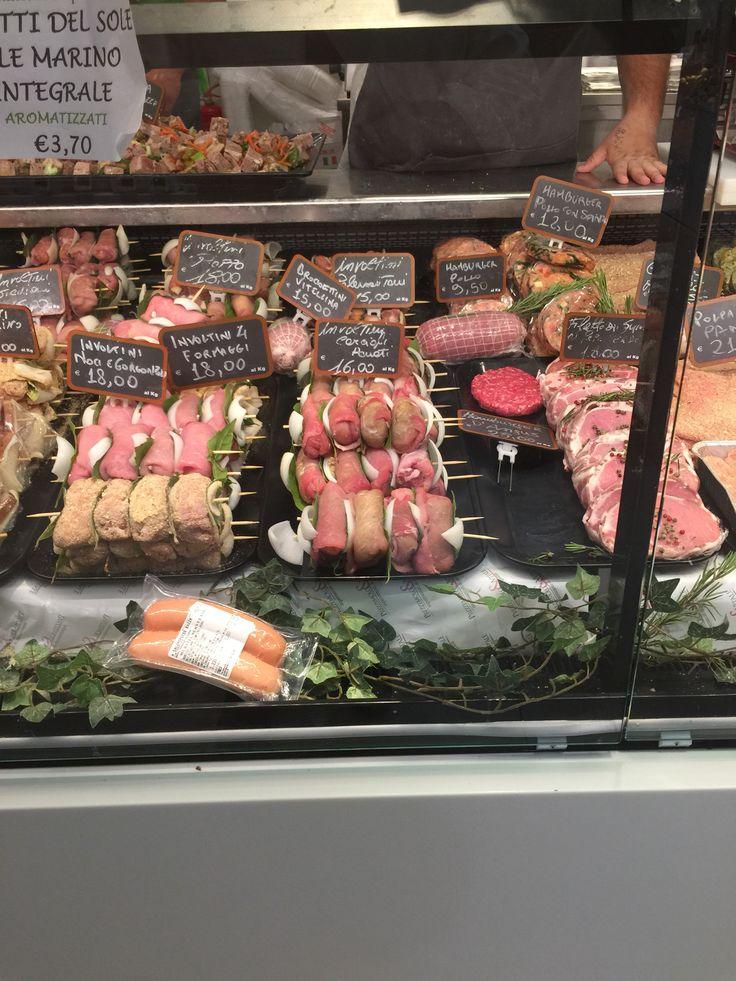 Involtini di carne siciliani