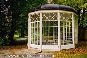 Salzburg Austria aka where The Sound of Music was filmed. My only question is do they allow you to go into this gazebo and reenact the song? And do they rent out the dress?