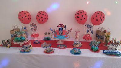 C Y S Candy Bar: Candy bar y torta de los Rescuebots para Santi!   ...