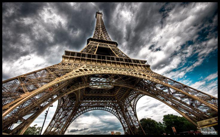 Beautiful HDR Photos of Paris | Abduzeedo Design Inspiration