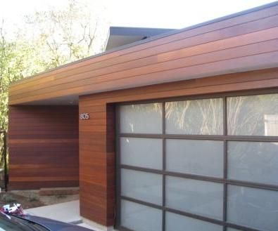 Climate shield rain screen system using high density for Faux wood siding options