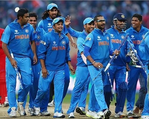 Get Indian cricket team's full matches schedule for ICC world cup 2015. India will play first match of world cup against Pakistan on 15 February at Adelaide.