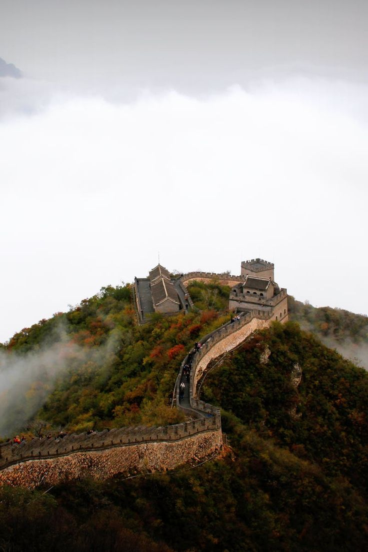 Free stock photo of mountains, clouds, historical, sight