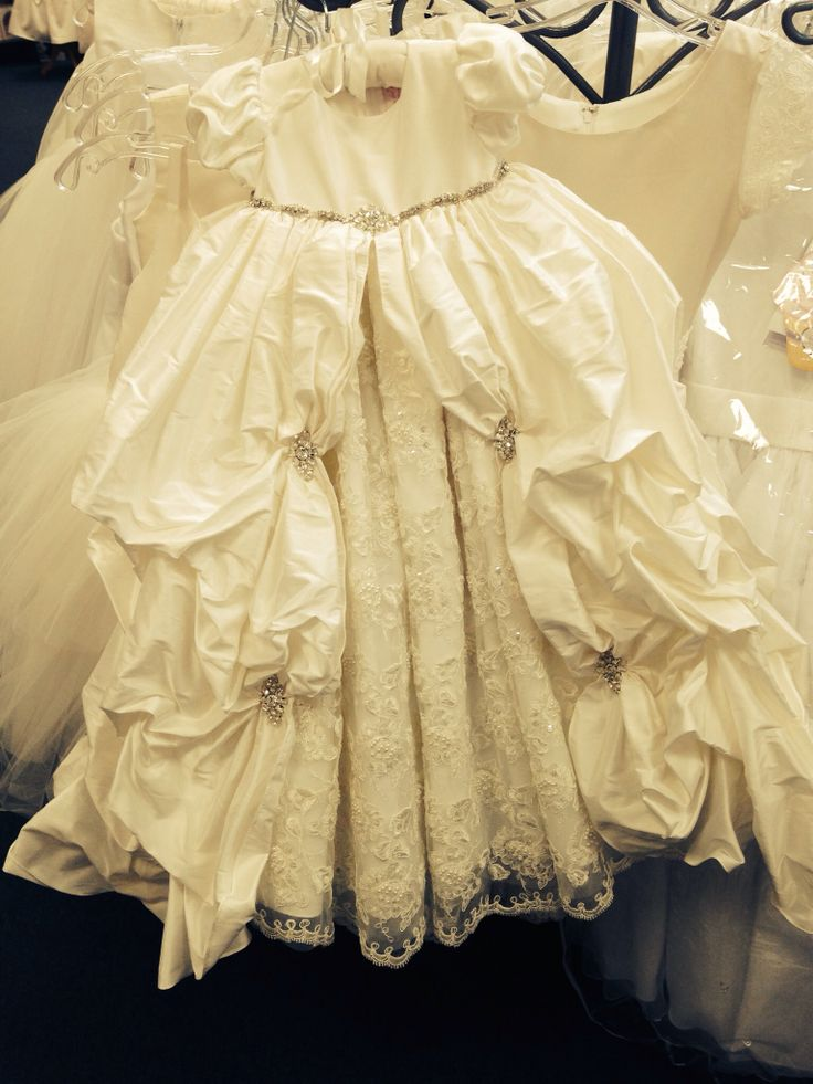 My future child's baptismal gown lol