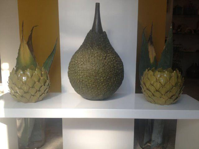 ceramics and Bronze vessel
