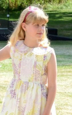 magmilmm:   Lady Louise at the Coronation Festival in the grounds of Buckingham Palace, July 11, 2013