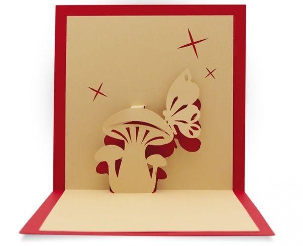 270 best kirigami gratuit en folie images on pinterest for Kirigami paper art
