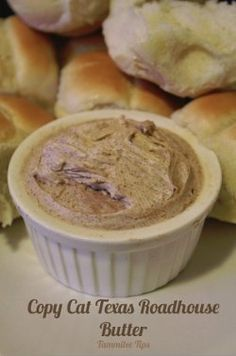 This recipe for Copycat Texas Roadhouse Butter is one of our favorites. Smooth and creamy, it's delicious on just about anything! Make this restaurant favorite at your home today!