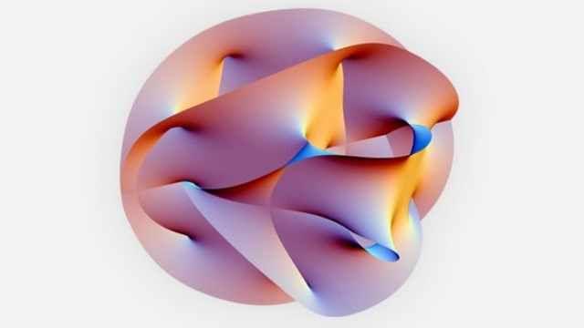 Zeitartikel zur Stringtheorie